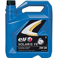 ELF EVOLUTION SOLARIS FE 5W30  синт. (5л.)