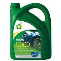 BP Visco 5000 5W/40 4л.