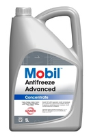 MOBIL Антифриз Advanced (красный) (G12) 5л.